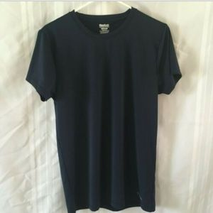 Reebok Performance T-Shirt Navy Size M